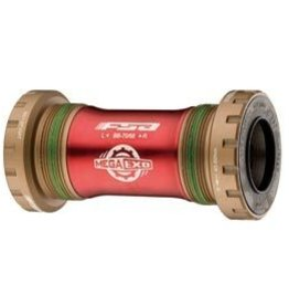 FSA FSA, Power Drive, Power Drive, BB Shell: 73mm, Axle: 113mm, Steel, Black, 210-3533