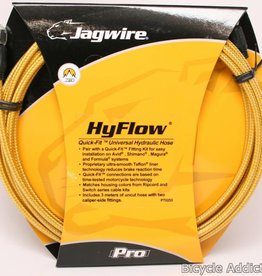 Jagwire Jagwire, HyFlow, DISC BRAKE HOSE KIT, Hydraulic, Shimano, BLACK CARBON