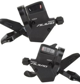 Shimano ALIVIO, SL-M430, SHIMANO , SHIFT LEVERS, 3X9 sp., Pair