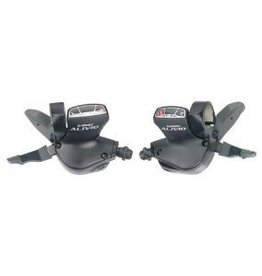 Shimano SHIMANO ALIVIO SL-M410, POD, SHIFT LEVERS, 3X8sp, Pair