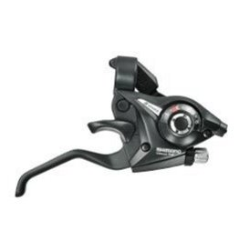 Shimano Shimano, ST-EF51, Shift/Brake lever combo, 3x9sp., Black, Pair