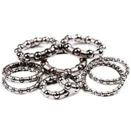 Varia BALL RETAINERS 7X3/16 For Front Hubs