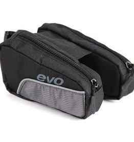 Evo EVO, E-Cargo Dual Bento, Top tube pouch, 6'' x 2'' x 3-1/2