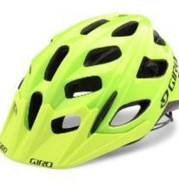 GIRO HELMET HEX, HIGHLIGHT YELLOW, L, 59-63CM