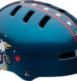 BELL HELMET FRACTION, Blue Kid Knievel, XS, 48-53CM