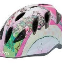 GIRO HELMET RASCAL, Pink Lucille The Wheel