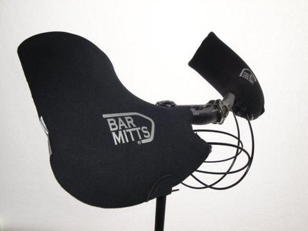 Bar Mitts Mountain/Commuter/Flat Bar - Large