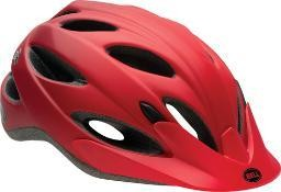 BELL HELMET PISTON MAT RED COMET