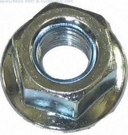 "FLANGED NUTS, 5/16""x26TPI Front Hub Nut"