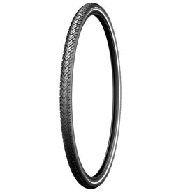 Michelin Michelin, Protek Cross, 700x35C, Wire, Protek 1mm, Reflex, 22TPI, 36-87PSI, 740g, Black