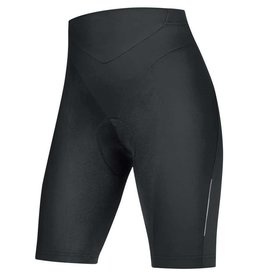 Gore Bike Wear Power Quest Lady, Tights Short +, Gore Bike Wear, (TLPOWL9900), Black, XXL (44)