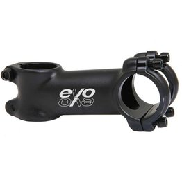 Evo EVO, E-Tec OS, Stem, 28.6mm, 90mm, 7, 31.8mm, Black