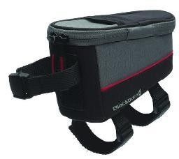 BLACKBURN-COPILOT ACCESS. LOCAL TOP TUBE BAG BLK/GRY