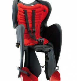 MAMMACANGURA MR FOX, CLAMP, BABY SEAT, BLACK