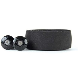 Evo EVO, Classic Plus, Handlebar tape, Black