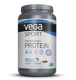 Vega Vega Sport, Performance Protein, Drink mix, Vanilla, 828g