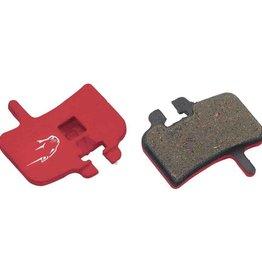 Jagwire Jagwire, Mountain Sport, Disc brake pads, Semi-metallic, Hayes HFX, MX1