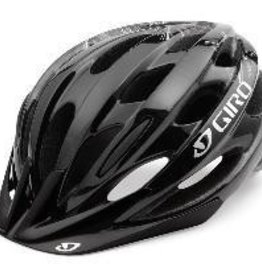 GIRO HELMET REVEL BLACK PEARL FLOWERS