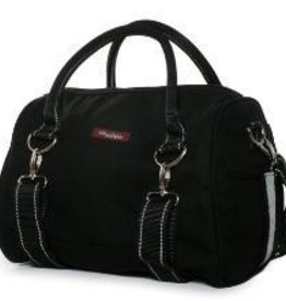 PO CAMPO LOGAN, TOTE, TRUNK BAG, BLACK, PO CAMPO