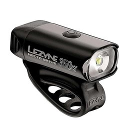 Lezyne HECTO DRIVE 350XL, Lezyne, Light, BLACK