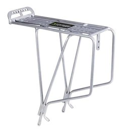 Evo EVO, Explo-Rack, Rear rack, Silver, Universal