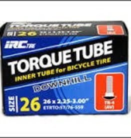 IRC DOWNHILL TUBE 26X2.35-3.0 SCHRADER