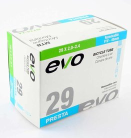 Evo EVO, Removable Presta Valve Core, Inner tube, Presta, 26X2.0-2.4