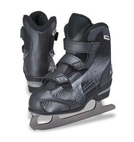 JACKSON CHILDREN'S TRI-GRIP, SKATE, FIGURE BLADE, BLACK