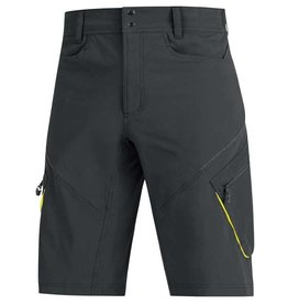 Gore Bike Wear Element, Shorts, Gore Bike Wear, (TELESP9900), Black,