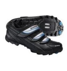 Shimano SH-WM51, BLACK, WOMEN'S, BICYCLE SHOES, SHIMANO