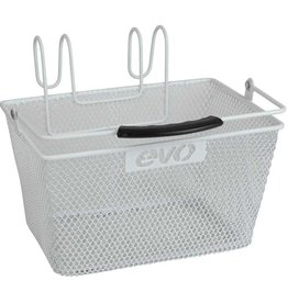 Evo EVO, E-Cargo Lift Off Mesh, Basket, White