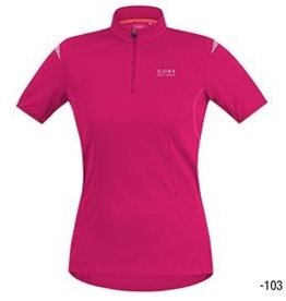 Gore Bike Wear Element Lady, Jersey, Gore Bike Wear,  Pink/Blaze Or L