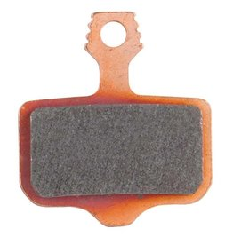 Avid Avid/SRAM, Elixir, DB, Level, Level T, Level TL Disc brake pads, Disc brake pads, Organic, Steel back plate, pair