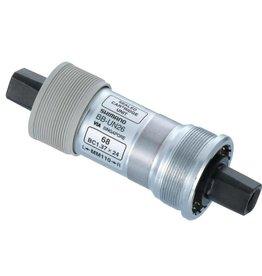 Shimano Shimano, EBBUN26B17X, BB-UN26, Square, BB Shell: 68mm, Axle: 117.5mm, Steel, Silver