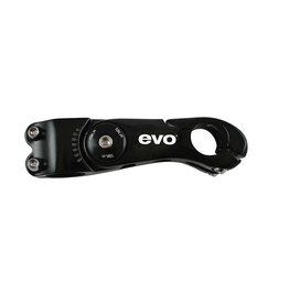 Evo EV, Ahead adjustable stem, 28.6mm, Fr 25.4mm handlebars, Black, 105mm