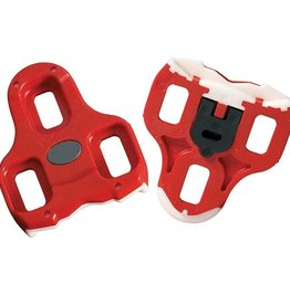 Look Look, Keo, dual compound, Cleats, Red, 9