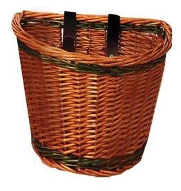 Evo EV, E-Carg Classic Wicker, Basket, Dark