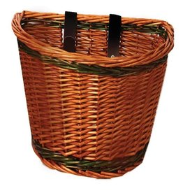 Evo EV, E-Cargo Classic Wicker, Basket, Dark