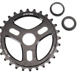 SALT SALT PLUS TRIDENT SPROCKET 28T BLACK