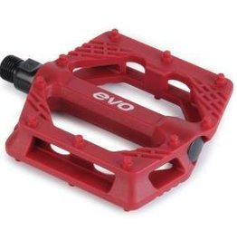 Evo EVO, Freefall Sport, Plastic pedals, Red