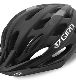 GIRO HELMET BISHOP MAT BLACK/CHARCOAL UXL
