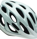 BELL HELMET TRAVERSE WHITE/SILVER REPOSE