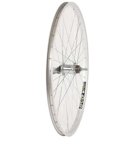 Wheel Shop,  EVO E-Tour 20 Silver/ Stainless Wheel, Rear, 26'', 36 spokes, CB-E110, Bolt-on, CB-E110