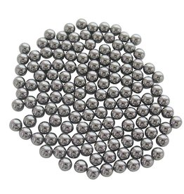 WheelsMfg Wheel Manufacturing, Steel Ball Bearings, Bottle of 500, 3/16