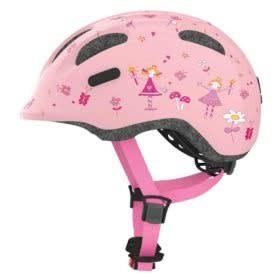 Abus, Smiley, Helmet, Rose Princess, S