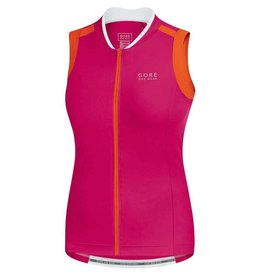 Gore Bike Wear Gore Bike Wear, Power 3.0 Lady, Singlet, (ILPOWE1326), Jazzy Pink/Blaze Orange, M