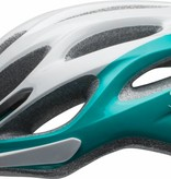 BELL HELMET COAST WHITE/EMERALD