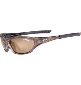 Tifosi Tifosi, Core, Sunglasses, Frame: Crystal Brown Metallic, Lenses: Brown with Glare Guard