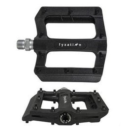 FYXATION MESA NYLON PEDAL SEALED BEARING BLACK