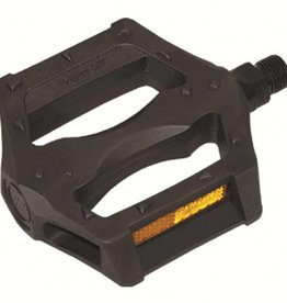Evo EVO, E-Sport MXF, Platform pedals, Steel axle, 1/2'', 290g